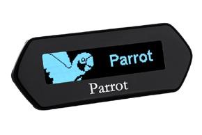 Displej PARROT MKi-9100