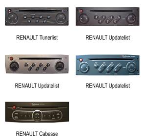 Gateway DENSION Lite3 iPOD/USB vstup pro RENAULT (GL3RE8)