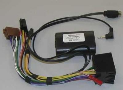 Adaptér ovl. volantu + displej OPEL / ALPINE APF-D100OP