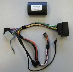 Adaptér ovl. volantu + displej PEUGEOT / CITROEN / ALPINE APF-D101PS