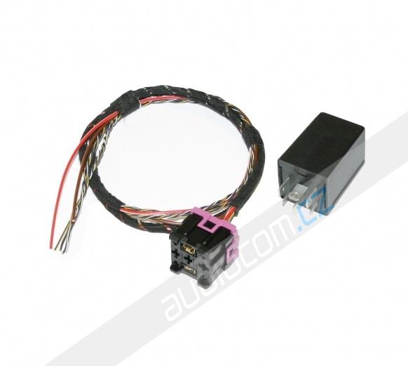 CAN Bus interface KUFATEC TP 1.6 - zapojení RNS 510 / RNS 310 ve starších vozech