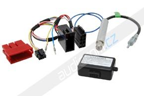 CAN-Bus adaptér ISO - ISO pro autorádia VW / SEAT / AUDI / ŠKODA