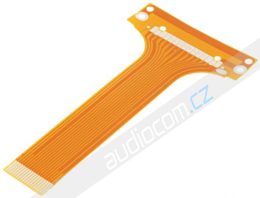 Plochý kabel pro starší autorádia CLARION