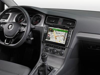 Navigace ALPINE X901D-G7 pro VW Golf 7