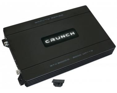 Zesilovač monoblok CRUNCH GTX 2000D